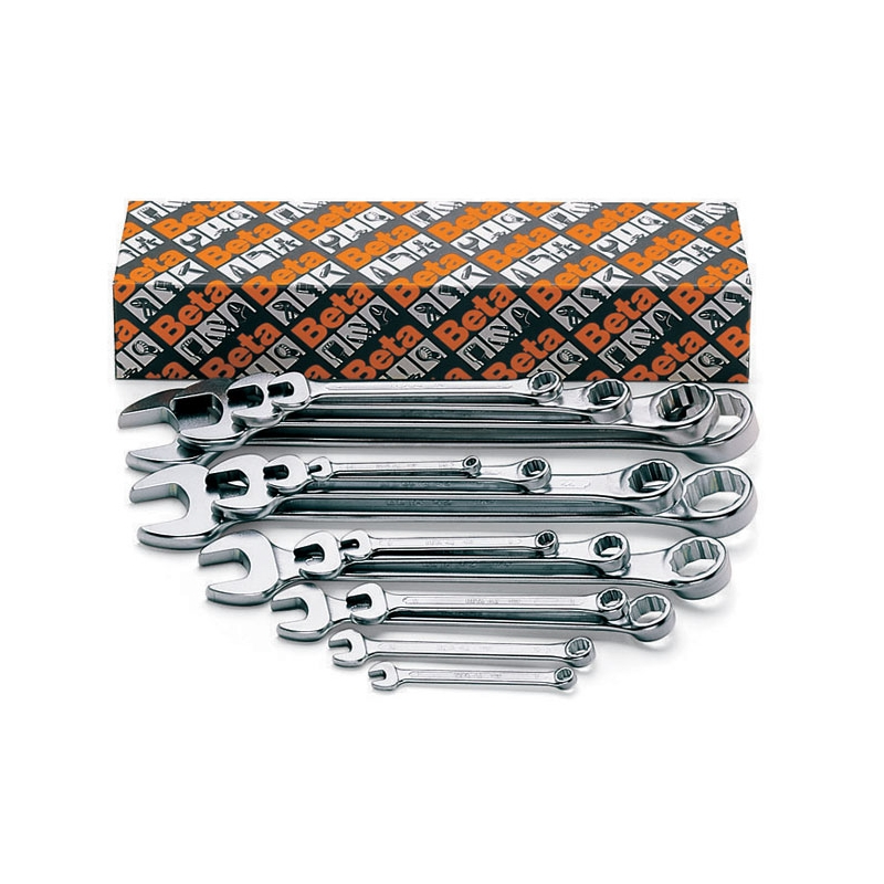 42-/S15-15PCS COMB.WRENCHES SETS