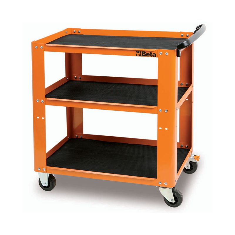 C51-R-EASY TROLLEY RED