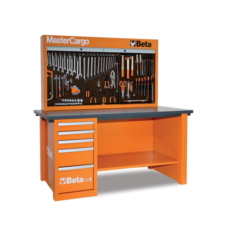 C57S A/O-MASTERCARGO WORKBENCH ORANGE