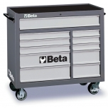 C38 G-11 DRAWER ROLLER CAB. GREY