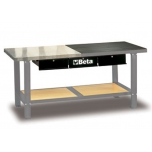 C56M-G-MAXI WORKBENCHES GREY