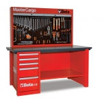 C57S A/R-MASTERCARGO WORKBENCH RED