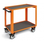 CP51-O-HEAVY TROLLEY ORANGE
