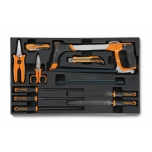 2424 T287-10 TOOLS IN THERMOFORMED