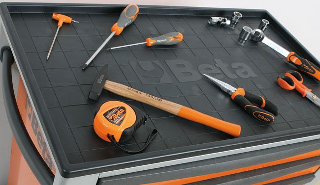 C24S7 Ratastel 7 sahtliga tööriistakäru
