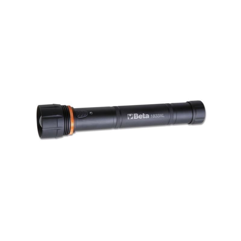LED-taskulamp, suure eredusega kuni 1500 luumenit 1833XL