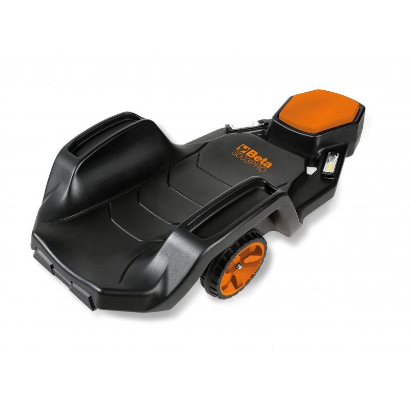 Lamamisalus, ratastel ja löögikindlast palstikust 3003PRO