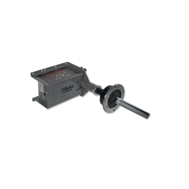 Tasakaalustuspink, käsitsi pöörlev, elektrooniline 3070BE/K