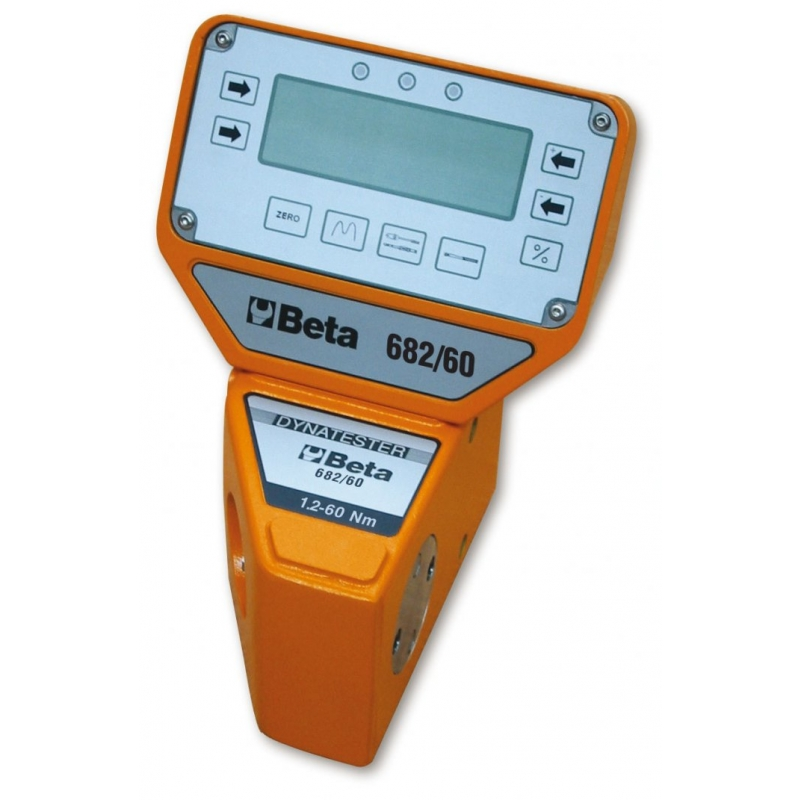 682 /400-DISPLAY TORQ.ANALYSERS NM 8-40