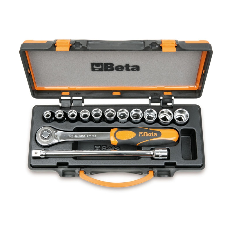 920-B/C11-13PCS 1/2 SOCKET WR SETS