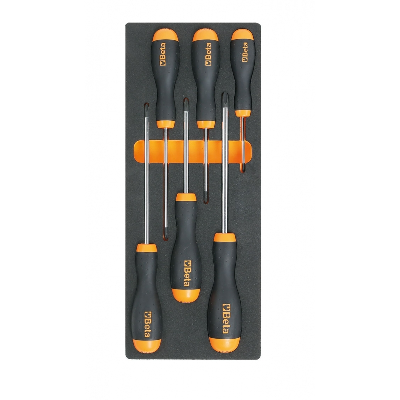 2450 M212-6 TOOLS IN SOFT THERMOFORMED