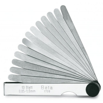 Lehtkaliiber 1708-/20-FEELER GAUGES