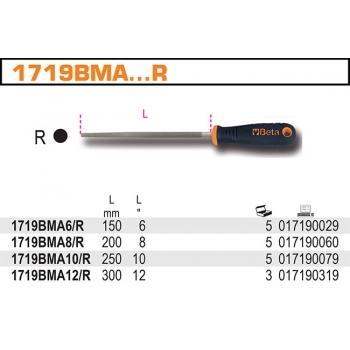 1719BM A/R-SECOND CUT FILES BIMATERIAL