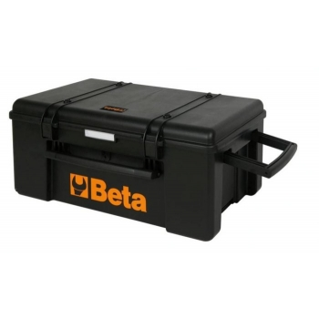 2113-C13-PLASTIC TOOL BOX WITH WHEELS