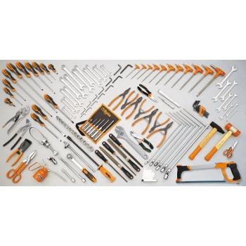 Tööriistakomplekt 132 tööriistaga