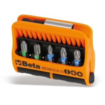 860 MIX/A10-10 BITS IN IN PLASTIC CASE