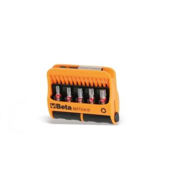 860 TX/A10-10 BITS IN IN PLASTIC CASE