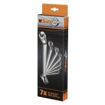 90 /S7-7 PCS RING WRENCHES