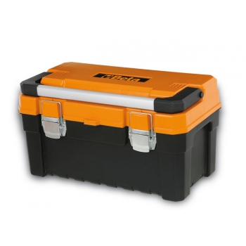 C16-EMPTY TOOL BOX REMOVABLE TOTE-TRAY