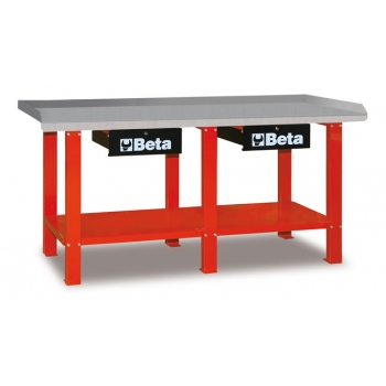 Töökojalaud C56R-WORKBENCH RED