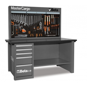C57S A/G-MASTERCARGO WORKBENCH GREY