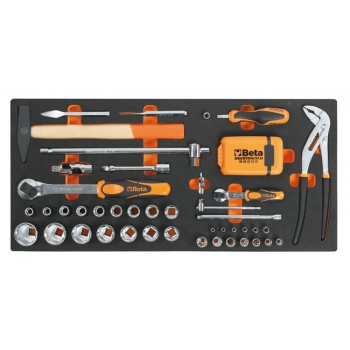 2750 MC20-74 TOOLS IN SOFT THERMOFORMED