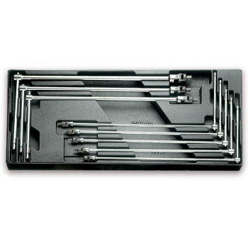 2424 T65-8 TOOLS IN THERM. TRAYS