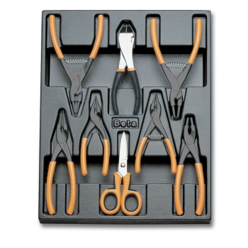2424 T140-8 TOOLS IN THERMOFORMED
