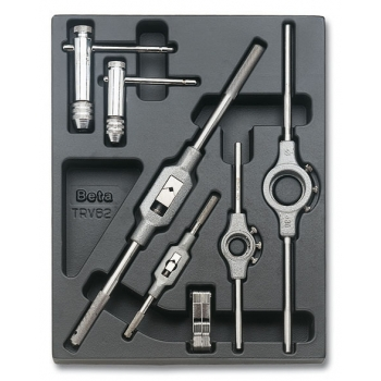 2424 T273-7 TOOLS IN THERMOFORMED
