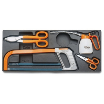 2424 T285-5 TOOLS IN THERMOFORMED
