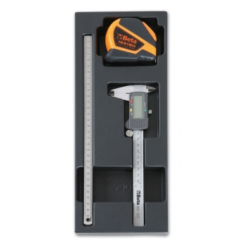 2424 T297-3 TOOLS IN THERMOFORMED
