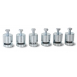 1367/S6-SET OF 6 PUNCHES WHIT SENSORS