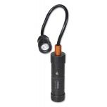 LED taskulamp, laetav, magnetiline, kuni 600 luumenit 1837F / USB