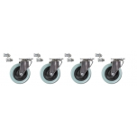 3003 /RLS-SETS OF CASTORS FOR 3003