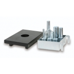 3027/KP50-PIN PUNCHES AND PLATE FOR 3027