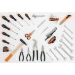 Tööriistakomplekt 35 tööriistaga, 5915VU/0
