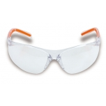 7061 TC-SAFETY GLASSES CLEAR POLY.LENSES