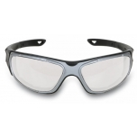 "7091 BC-GLASSES ""DRIVE BLACK-GREY"" CLEAR"