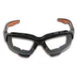 7093 BC-SAFETY GLASSES CLEAR POLY.LENSES