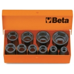 728-/C10-10PCS 3/4 IMP.SOCKET SET
