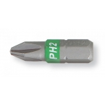860 PH2-BITS FOR CROSS HEAD PH SCREWS