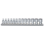 900-/SB13-RAILS OF 13 SOCKETS 1/4