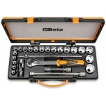920-B/C20X-25PCS 1/2 SOCKET WR SETS