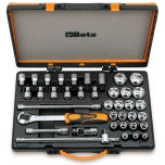 920-B/C33-38PCS 1/2 SOCKET WR SETS