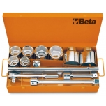 "929-/C8-13 PCS 1"" SOCKET WR SETS"