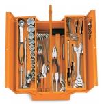 Tööriistakast, metallist, 3 sektsiooniline 2119-C19L