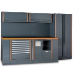 C55AB-GARAGE FURNITURE COMBINATION
