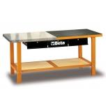 Töökojalaud C56M oranž
