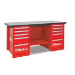 C57S C/R-MASTERCARGO WORKBENCH RED