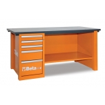 C57S D/O-MASTERCARGO WORKBENCH ORANGE